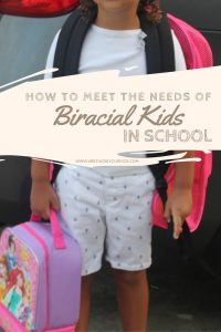 How to Meet the Needs of Biracial Kids at School: A Guide for Educators