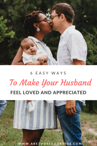 Life challenges can make loving our spouse more difficult. Find out how to bring the spark back in your marriage and make your husband feel loved.