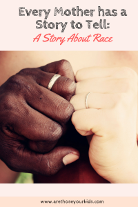 Being mixed AND having a large family makes for a breeding ground of stares. Learning how to tackle the subject of race in your own family is powerful.