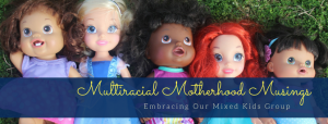 One of the greatest benefits of raising multiracial children today is all the resources, such as Facebook groups, that are available to parents.