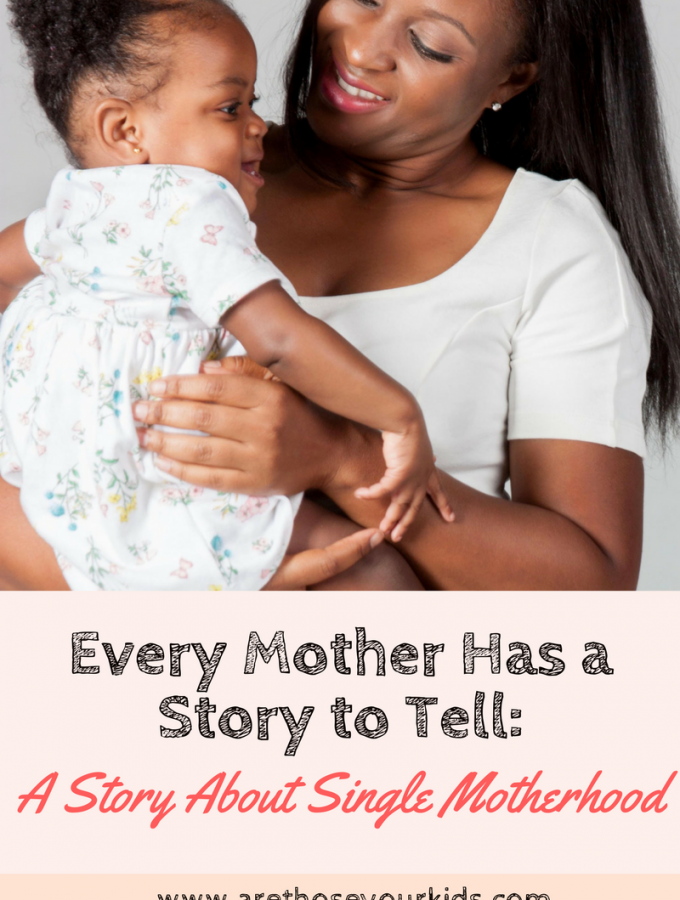 There are many stereotypes about single mothers. Take a look into this mom's single motherhood journey and see how she smashes some of those stereotypes.