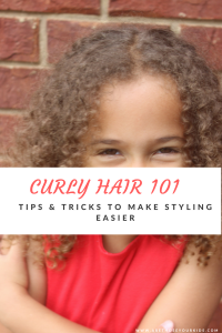 The thing that makes curly hair care so tricky is that what works for one curly haired person may not work for another. Finding the right products is key.