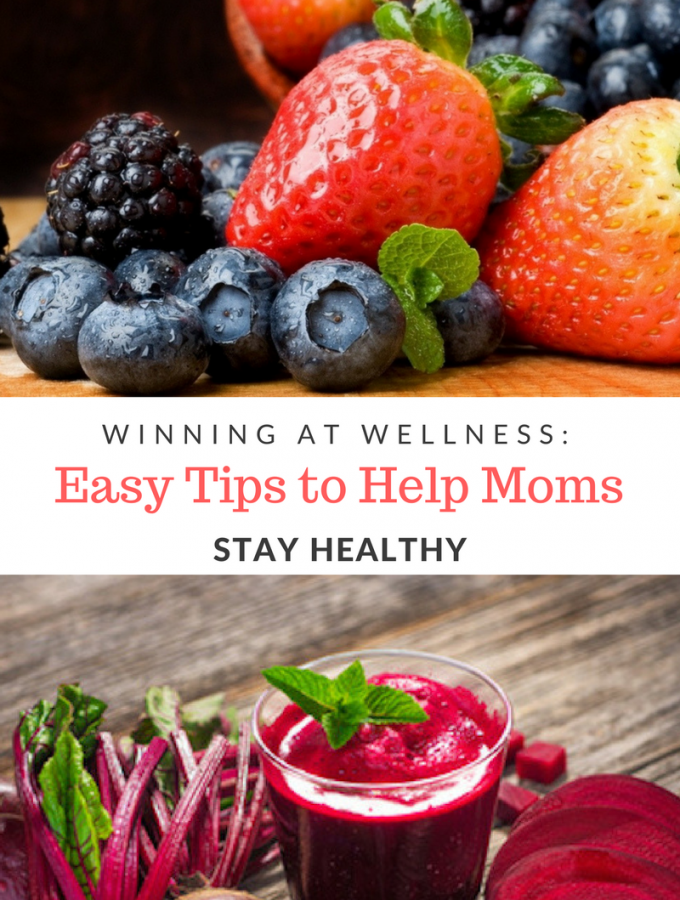 All moms want to find the balance between wellness and family life. Check out these easy, family friendly tips for living a life of wellness.