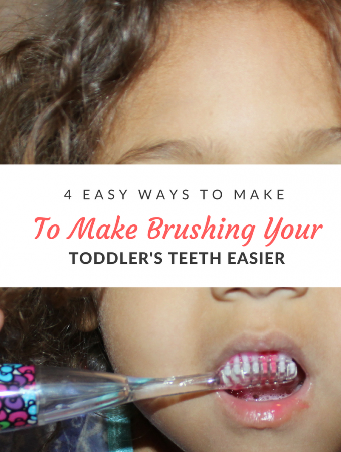 Unfortunately, many children in the United States do not practice proper dental hygiene. Teaching your young children about the importance brushing their teeth will make your life easier. #sponsored