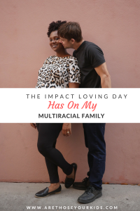 Loving day It is the anniversary of the 1967 U.S Supreme Court decision Loving v. Virginia, which eliminated the outlaw of interracial marriage. While it is not a national holiday, it is celebrated by interracial couples across the country.