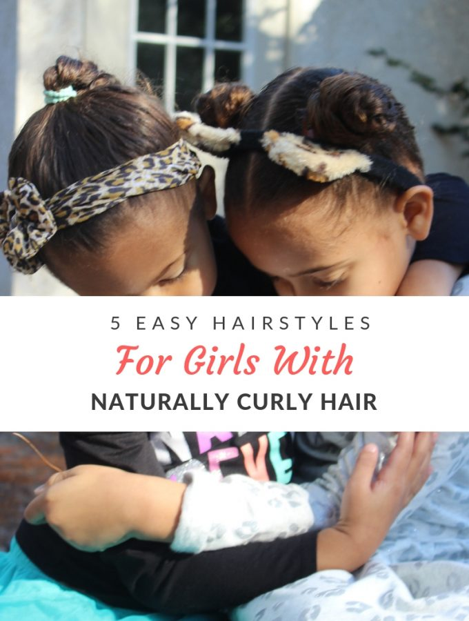 If you are intimidated by curly hair and finding hairstyles for girls with curly hair is a challenge for you, then this post is for you!