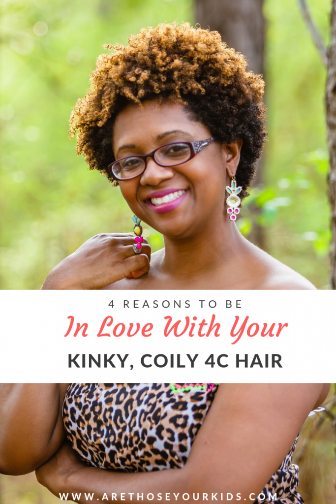 For a long time, kinky, coily 4c hair has gotten a bad rap. It was perceived as unprofessional, unruly and nappy. Here are 4 reasons to love it!