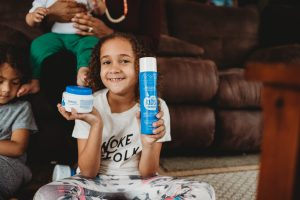 Our skin absorbs 60% of what we put on it, so using non-toxic products for baby hair & skin ensures that your baby is exposed to the safest ingredients.