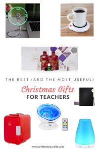 Finding the right gift for teachers can be daunting and overwhelming during the holiday season. This guide takes the stress out of finding the perfect gift!